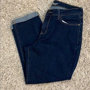 Old Navy cropped jeans NWOT